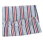 Blue Stripe Down to the Wire Hamper Liner