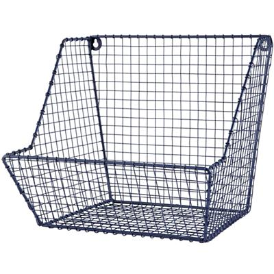 Down to the Wire Wall Bin (Blue)