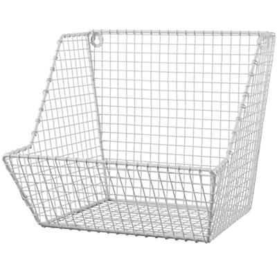 Down to the Wire Wall Bin (White)