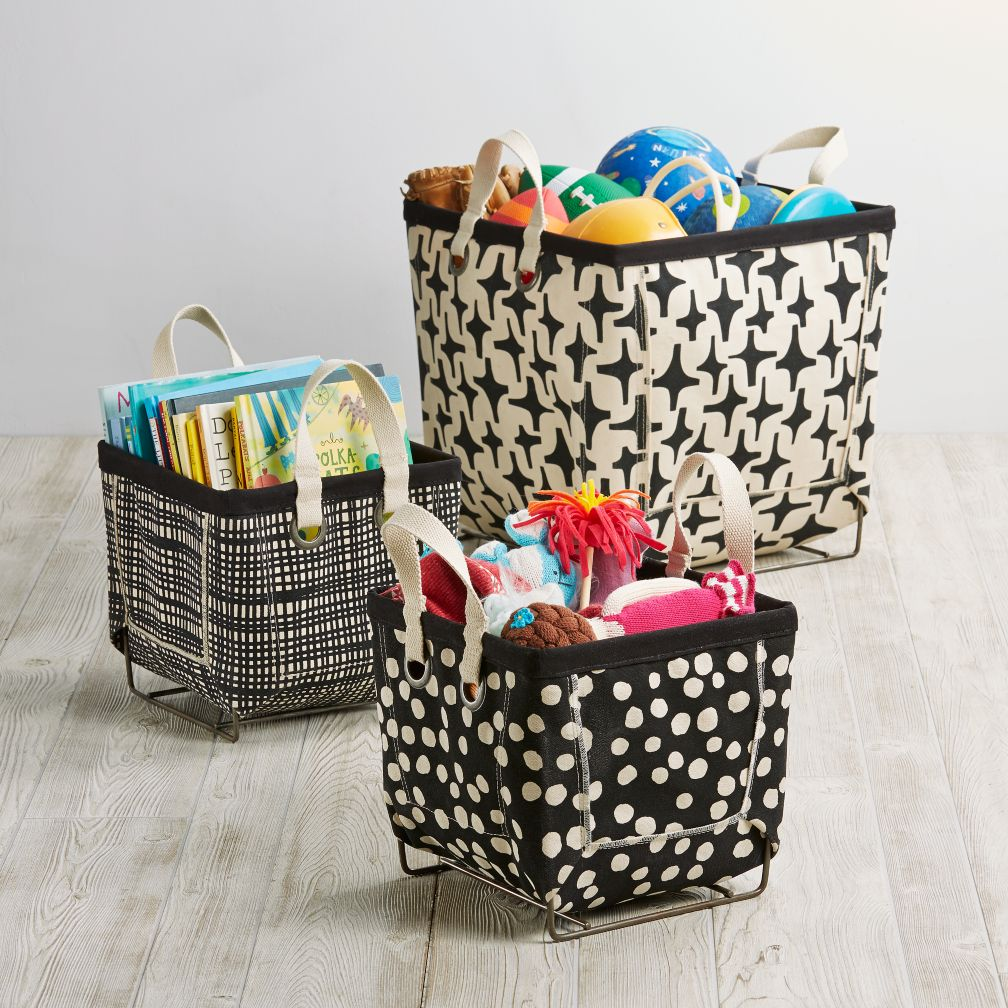 High Contrast Storage Collection