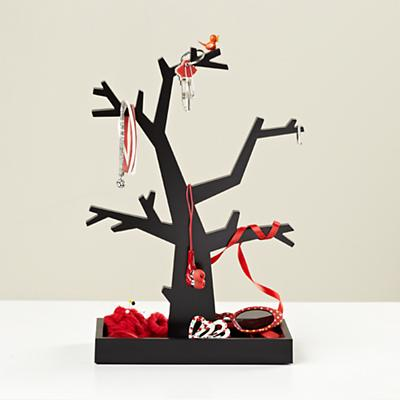 Black Jewelry Tree