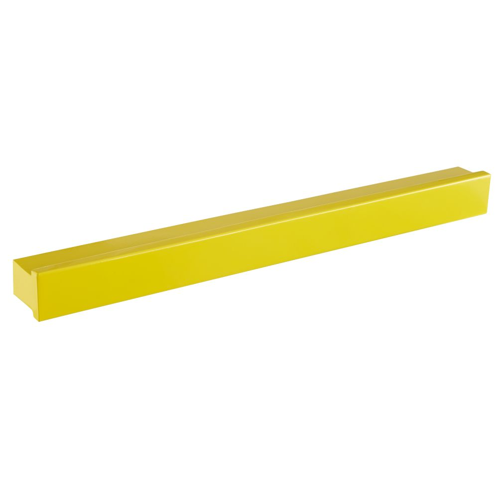 Color Bar Ledge  (Yellow)