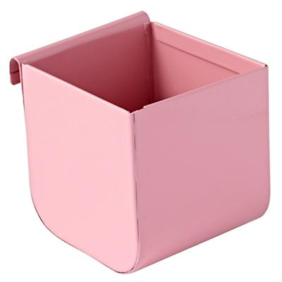 Eric Trine Linear Pink Square Pot