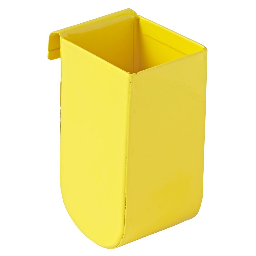Eric Trine Linear Yellow Tall Pot