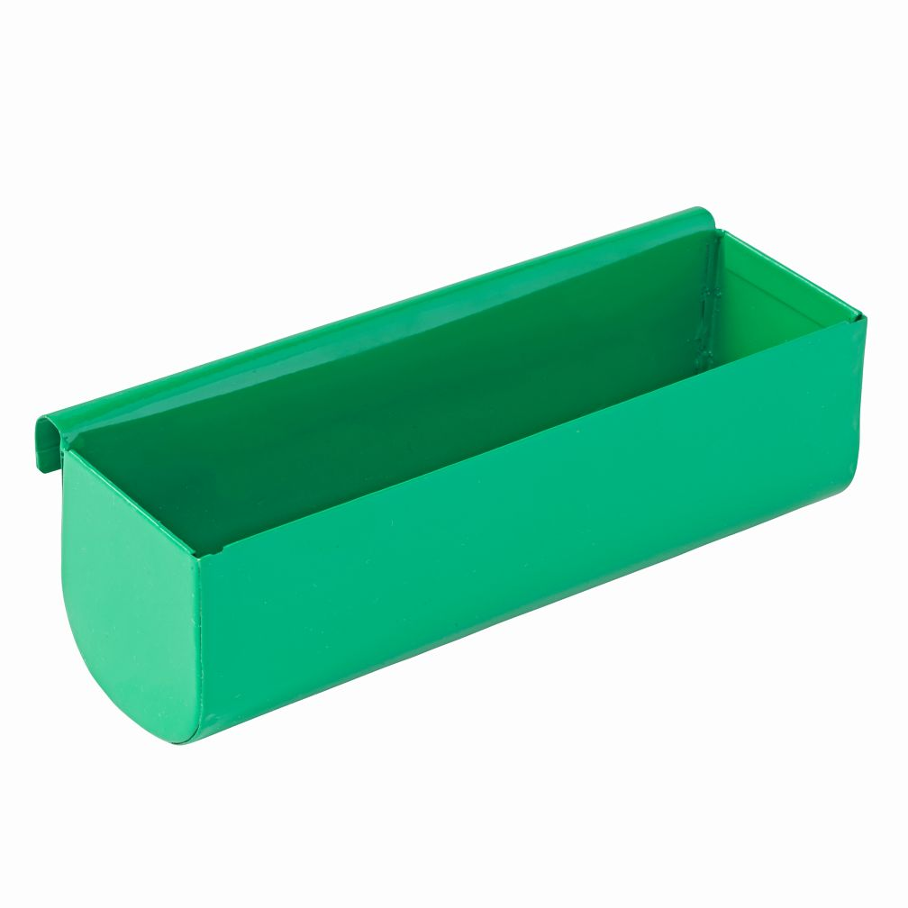 Eric Trine Linear Green Wide Pot