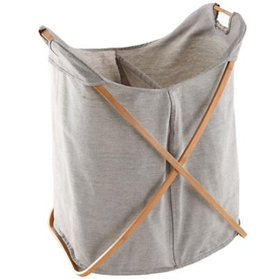 Load Bearing Double Laundry Hamper