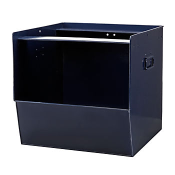Stack Up Metal Bin (Navy)