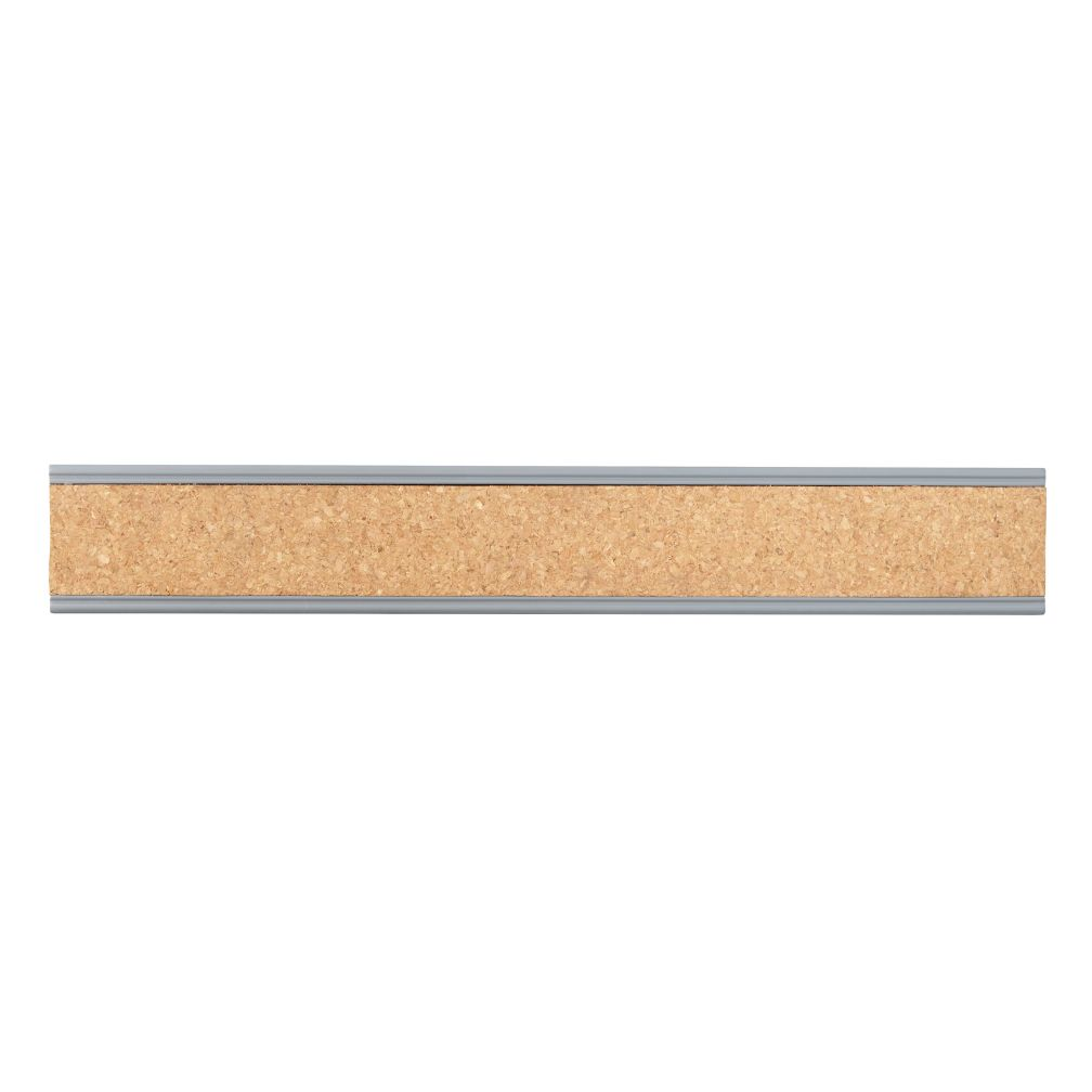 Straight & Narrow Cork Rail (Grey)
