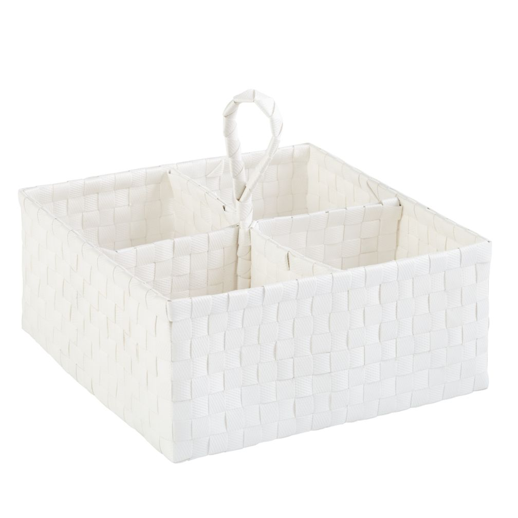 Strapping Art Caddy (White)