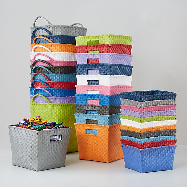 Strapping Storage