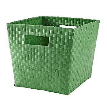 Strapping Cube Bin (Green)