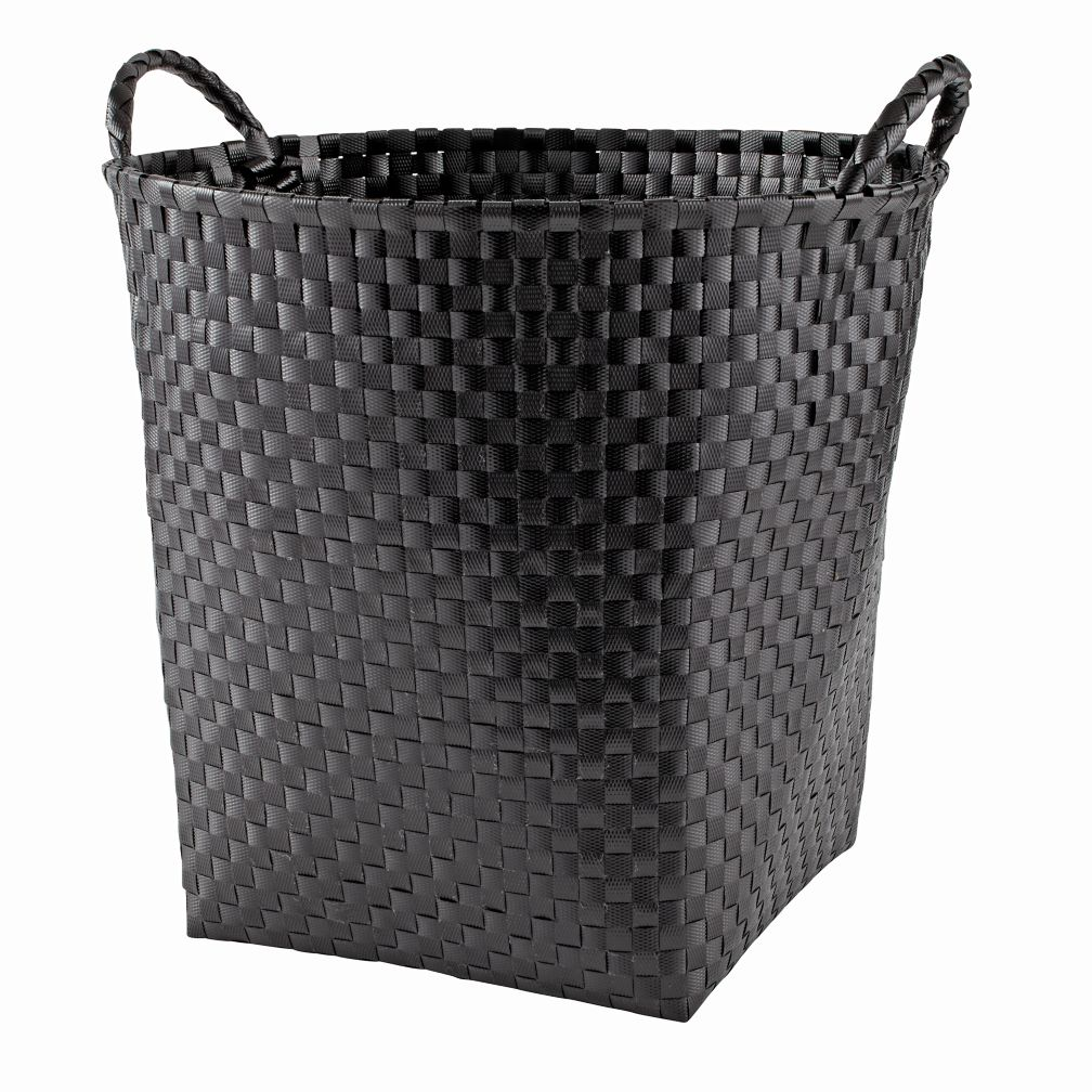 Strapping Floor Bin (Black)