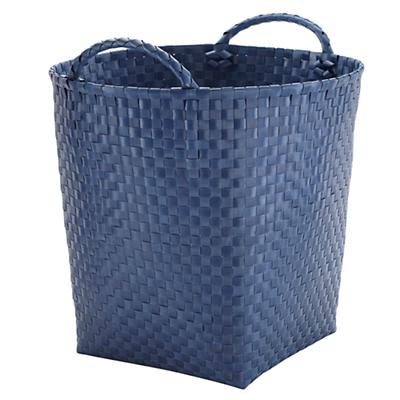 Strapping Floor Bin (Dark Blue)