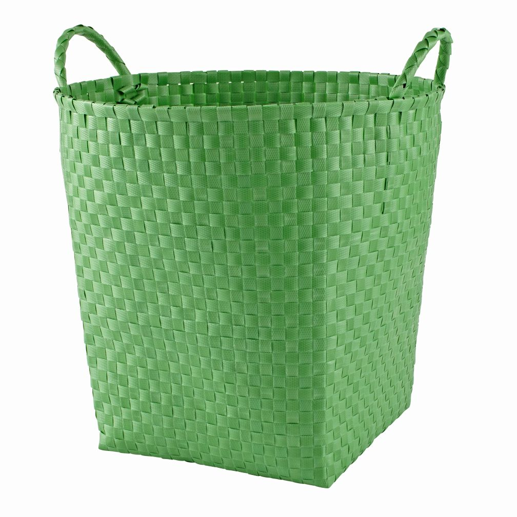 Strapping Floor Bin (Green)