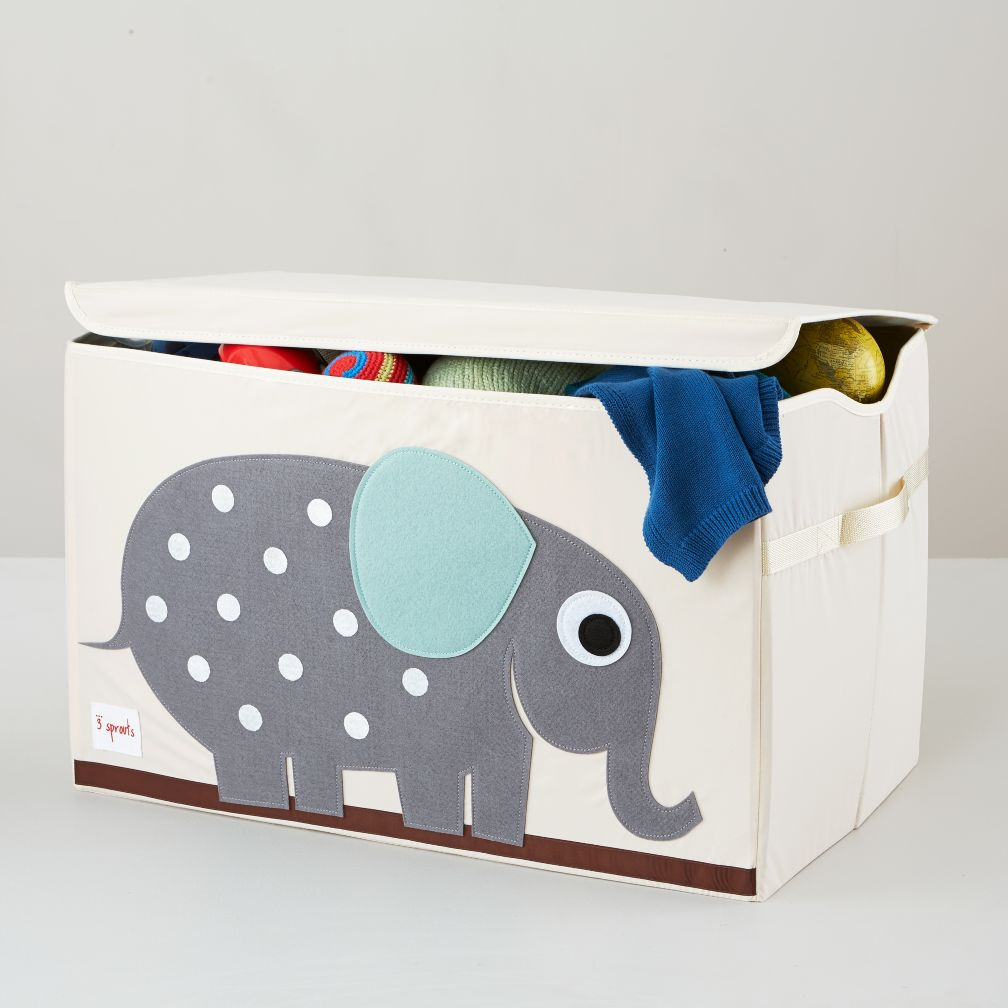 Elephant Toy Box The Land Of Nod