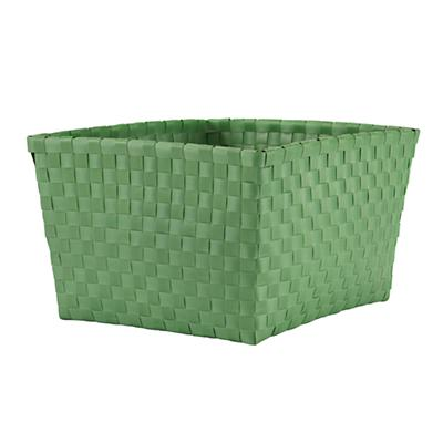 Stapping Shelf Basket (Dk. Green)