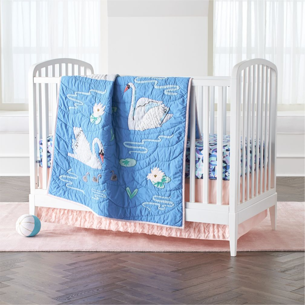 Girls Crib Bedding Sets
