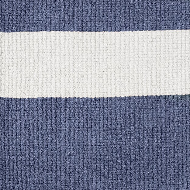 Barcode Blue Rug Swatch
