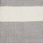 Barcode Grey Rug Swatch