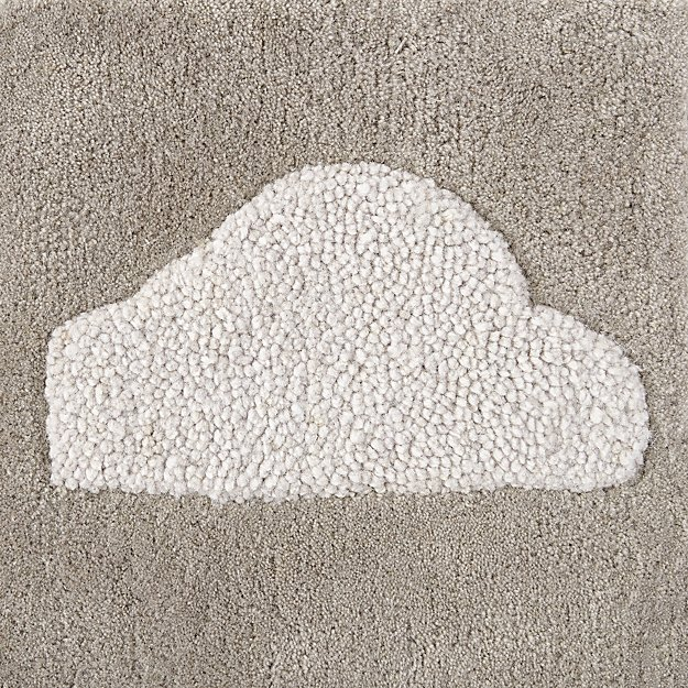 Cloud Rug Swatch