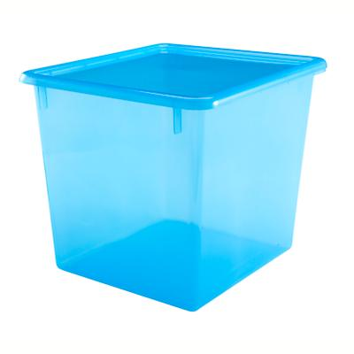 Blue Cube Top Box