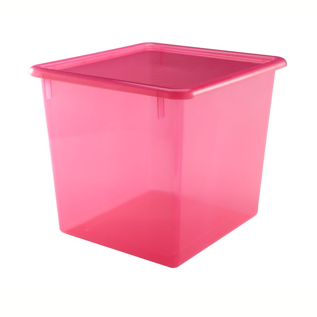 Red Cube Top Box