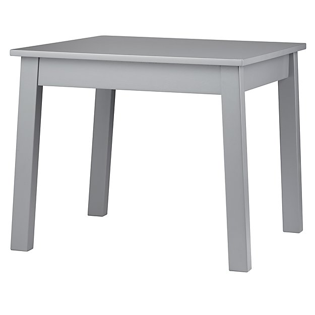 Anywhere Square Grey Kids Table