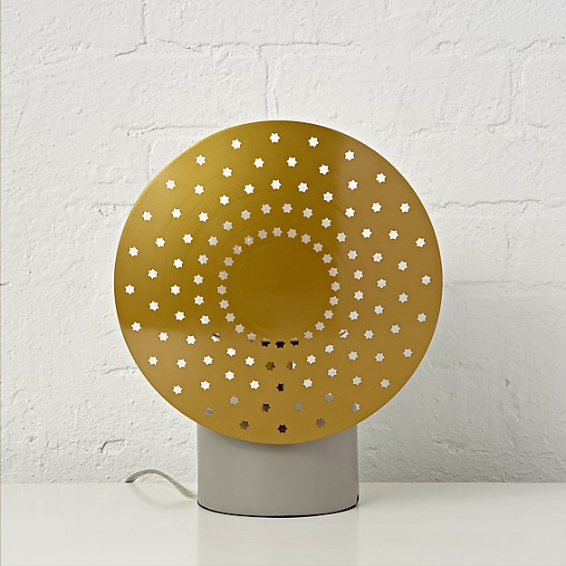 Genevieve Gorder Celestial Table Lamp