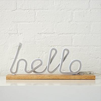 Table_Lamp_Hello_Light_Up_Sign_OFF