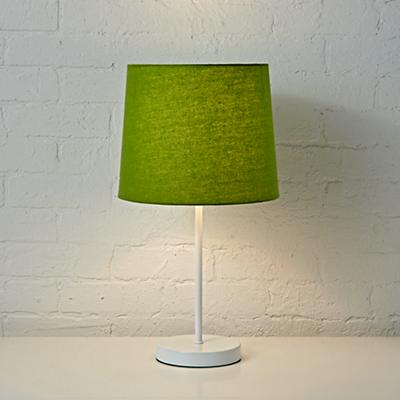 Table_Lamp_Mix_Match_Base_White_Shade_Green_ON