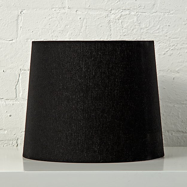 Mix and Match Black Table Lamp Shade