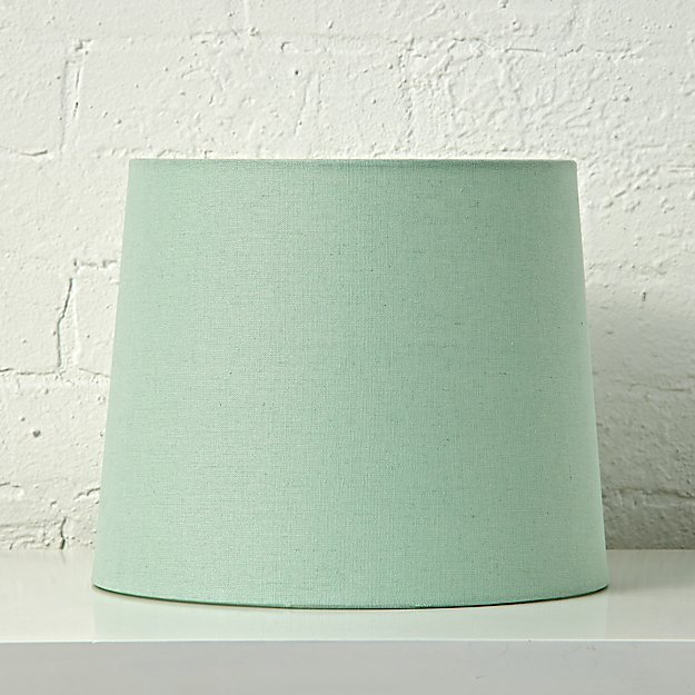 Mix and Match Mint Table Lamp Shade