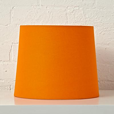 Mix and Match Orange Table Lamp Shade