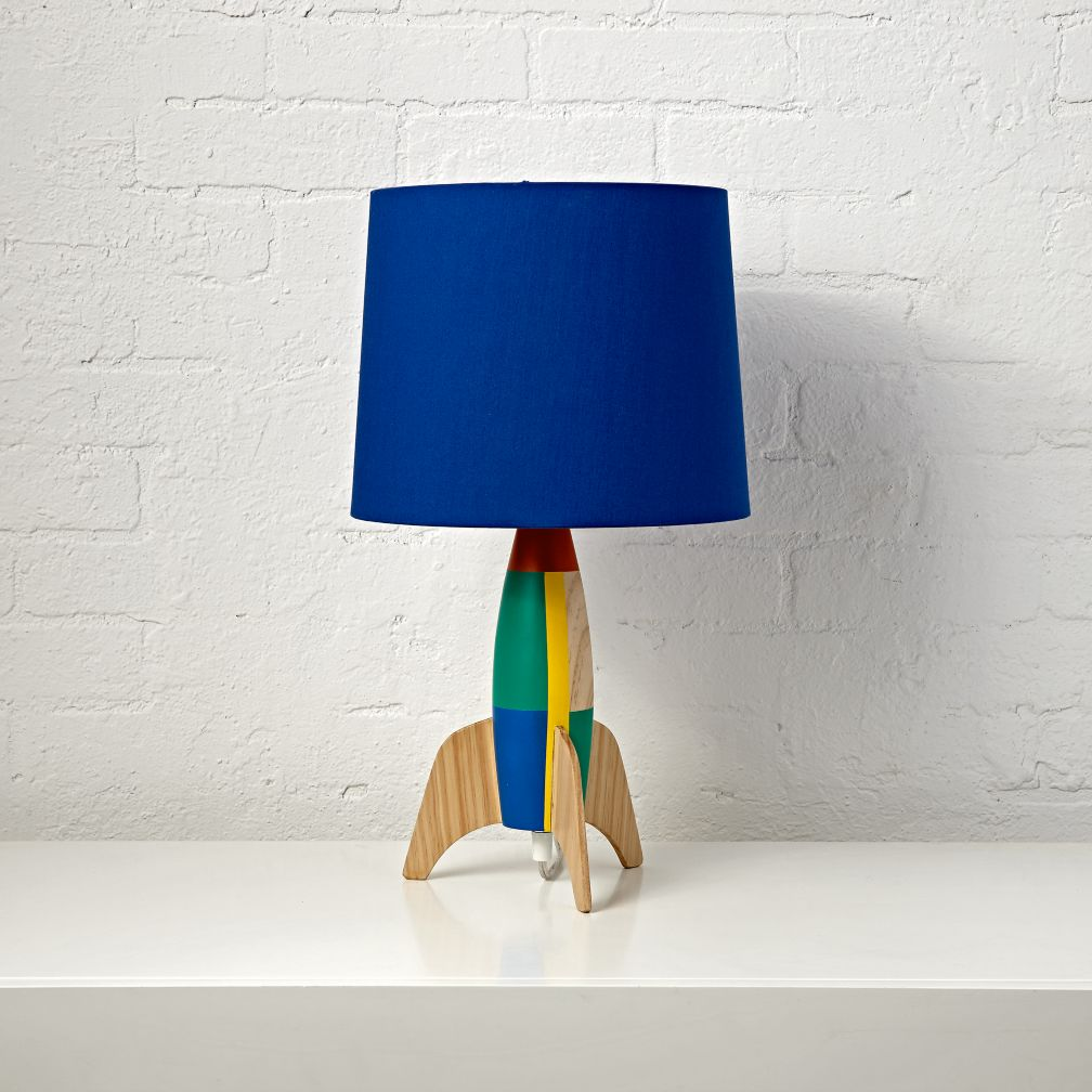 Rocket table lamp the land of nod geotapseo Images