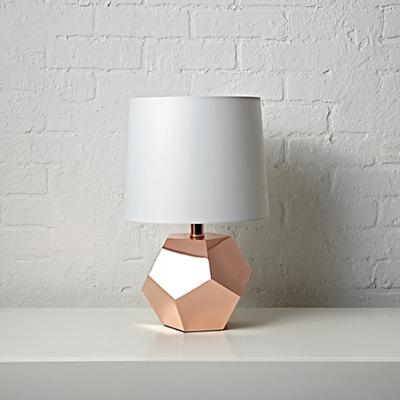 Table_Lamp_Rose_Gold_Geometric_OFF