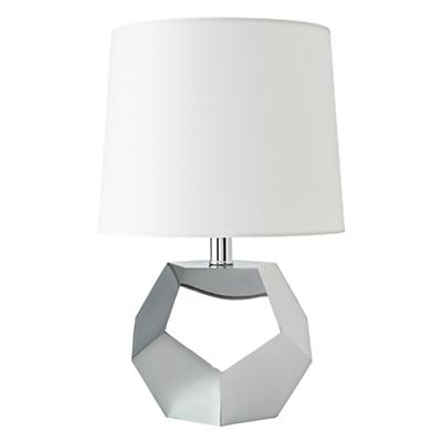 Table_Lamp_Silver_Geometric_Silo