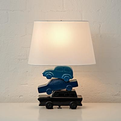 Table_Lamp_Stacked_Cars_ON