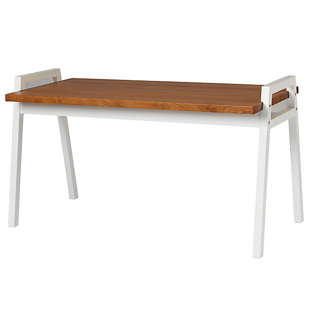 Two-Tone Teak Kids Table