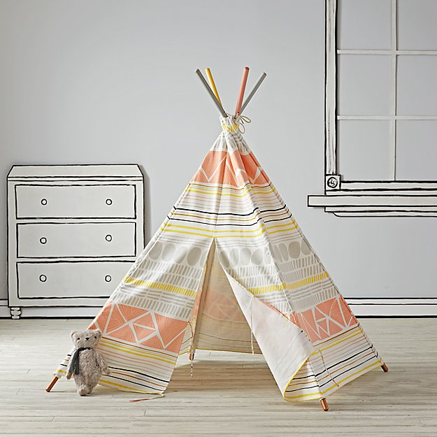 Rosa Teepee to Call Your Own