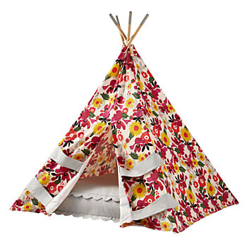 A Teepee To Call Your Own Set (Blooms)