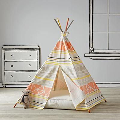 A Teepee to Call Your Own Set (Rosa)