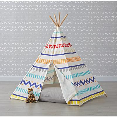 Teepee_Fair_Isle_Grey_Cushion_Set