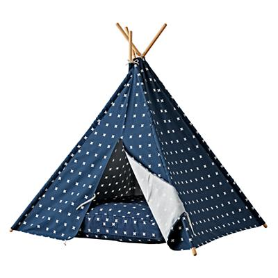 Teepee_Navy_Cross_Print_Cushion_Set_Silo