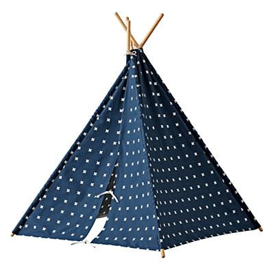 Teepee_Navy_Cross_Print_Silo
