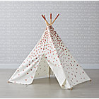 Teepee_Rose_Gold_Star