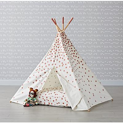Teepee_Rose_Gold_Star_Cushion_Set