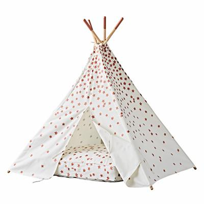 Teepee_Rose_Gold_Star_Cushion_Set_Silo