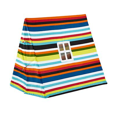 Indoor Explorer Pup Tent (Multi Stripe)