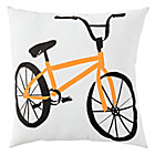 Throw_Pillow_Bicycle_Orange_Silo