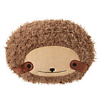 Throw_Pillow_Bijou_Sloth_Brown_Silo